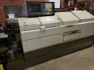1993 Citizen Cnc Swiss Screw Machine E32 will Ship This Item