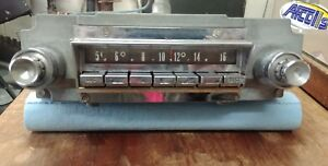 Vintage Mopar Model 414 Am Radio 1964 Chrysler Imperial