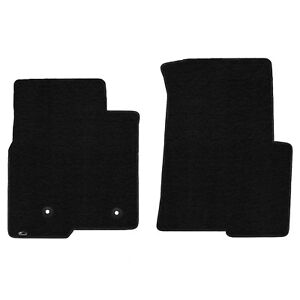 Lloyd Mats For 10 5 14 Ford F150 2pc Black Front Ultimat Floor Mats Liners