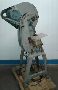 Rousselle Model No 1 Stamping Press David J Ross Co