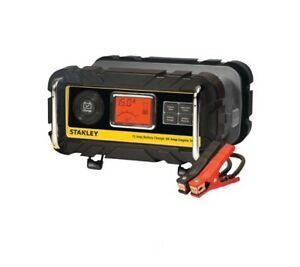 15 Amp Battery Charger High Frequency Car Truck With 40 Amp Engine Start