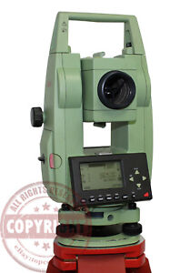 Leica Tcr303 Prismless Surveying Total Station topcon trimble sokkia nikon tps
