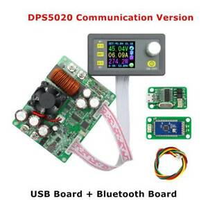 Dps5020 Adjustable Communication Power Supply Lcd Step down Voltage Converter