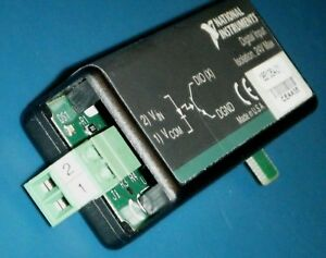 Ni Scc di01 Isolated 30v Digital Input Module National Instruments tested