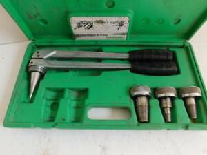 Uponor Wirsbo Tubing Expander Expanding Tool 1 2 3 4 And 1 Heads