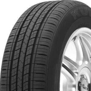 2 New P225 70r16 102t Kumho Solus Kh16 225 70 16 Tires