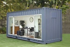 20 man Cave Shipping Container By Universal Container Homes