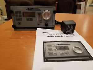 Ami Advanced Micro Industries Oxygen Analyzer 2001lc Complete And Ready To Use