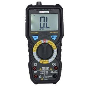 Testers Multimeters Non contact With Backlight Multi Meter Digital True Rms