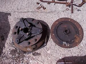 Cockshutt 30 Tractor Clutch Pressure Plate Assembly