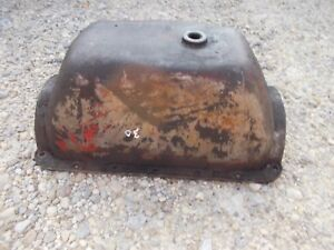 Cockshutt 30 Tractor Cs30 Engine Motor Oil Pan