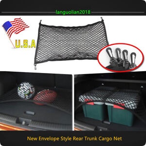 Truck Bed Envelope Style Trunk Mesh Cargo Net For Toyota Tundra 2007 2019 Us