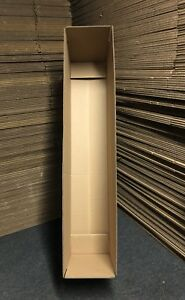 Lot Of 25 63x12x12 5 Brown Boxes