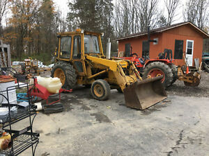 Ford Backhoe 4500