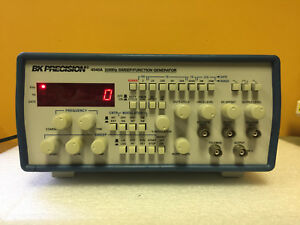 Bk Precision 4040a 0 2 Hz To 20 Mhz 8 Ranges Sweep Function Generator Tested
