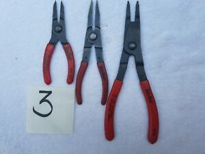 Blue Point Snap Ring Pliers set Of 3