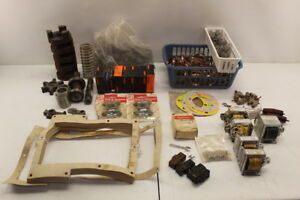 Clayton Boiler Lot Parts New Used timken Honeywell Intricate Design