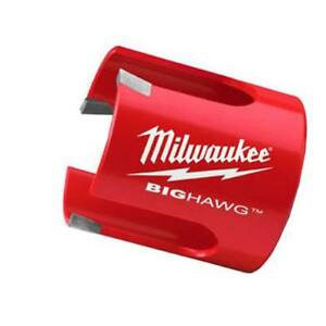 Milwaukee 4 1 4 inch Big Hawg Hole Cutter 10x Faster Up To 600 Holes 49 56 9045