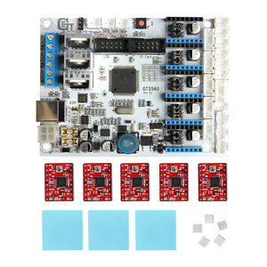 Gt2560 Ramps1 4 a4988 Controller Board Kits Ultimaker Prusa Mendel
