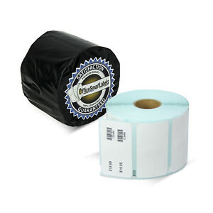 Dymo 30299 Compatible Labelwriter Jewelry Price Labels 0 38 X 0 75 6 Rolls