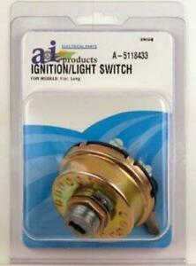A i 5118433 Ignition Switch key For Fiat Long Tractors