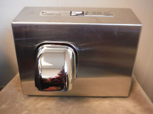American Dryer Touchless Auitomatic Hot Air Hand Dryer Dr20tn
