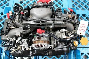 1999 2004 Subaru Ej20 Sohc Engine Impreza Forester Legacy Jdm Replacement Ej25