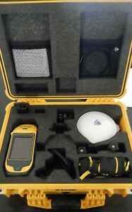 Trimble Geo7x Gnss Receiver Kit Cm Gsm Rtk Gnss With Access Zephyr 2 In Case