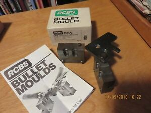 RCBS Bullet Mould .38 Cal  #38-150-SWC2 cavity mold part 82032 in box wpaper