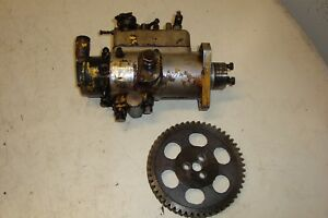 Ford 3000 Tractor Diesel Cav Injection Pump Drive Gear