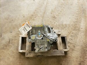 2017 Ford Fiesta Automatic Transmission Assembly 15 019 Miles 6 Speed Gft Dps6