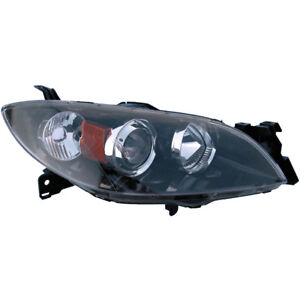 For Mazda 3 2004 2005 2006 2007 2008 Right Side Headlight Assembly