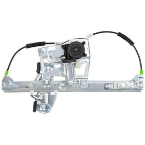 For Cadillac Deville 2000 2001 Left Front Window Regulator With Motor