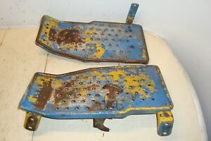 Ford 3000 Tractor Running Boards