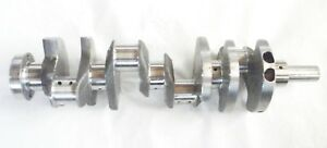 Sbf Ford 302 To 347 Stroker Forged 4340 Crankshaft With Chevy Rod Journals