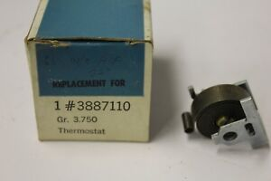 1966 Chevrolet Gm Automatic Choke Thermostat 3887110 Rochester Quadrajet 327 Eng