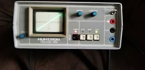 Huntron Tracker 1000 Electronic Component Tester Analyzer Fully Functional