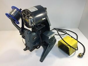 New Jersey Lb1 Wire Stitcher 1 Tabletop Unit