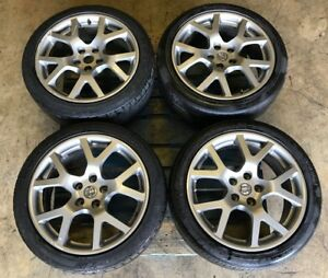 2005 2006 Nissan Altima Se R Oem Forged Wheels 18 Inch 18x8 45et