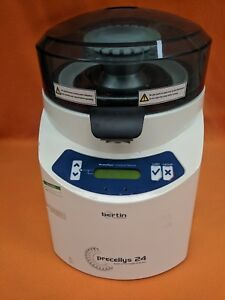 Bertin Technologies Precellys 24 Tissue Homogenizer Lysis Pathology Sample Prep