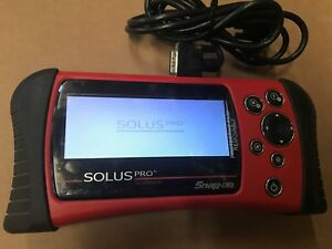 Snap On Model Eesc316 Solus Pro 8 2 Automotive Scanner