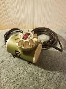 Vintage Montgomery Wards 45 Max Psi Air Compressor