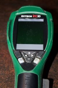 Extech Irc30 Flir Infrared Thermal Imaging Camera Great Pre owned Condition