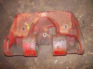 Farmall 504 Ih Utility Tractor Draft Control Shaft Holder