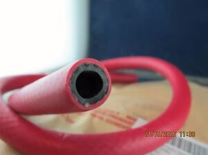 3 Feet 3 8 Heater Hose Radiator Coolant 40f To 257f Red Military Bb58