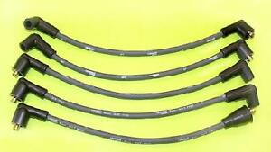 Classic Mini Spark Plug Wire Set With 90 Degree Ends