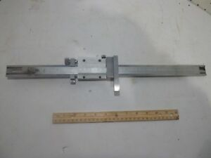 Mitutoyo Japan 12 Stainless Machinist Vernier Height Gauge