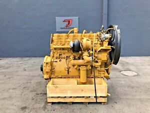 1996 Caterpillar 3406e Diesel Engine W Jakes 40pinecmconnector 5ek