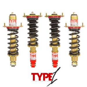 Function Form For 89 05 Mazda Miata Mx 5 Type 1 Height Adjustable Coilover Kit