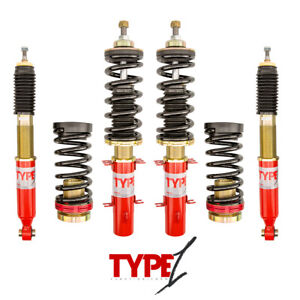 Function Form For 00 05 Volkswagen Jetta Golf Gti Mk4 Iv Type 1 Coilover Kit
